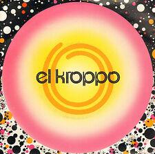 """EL KROPPO - Hit Me Please (1987 DUTCH BLUES/ROCK VINYL SINGLE 7"""")"""