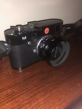 Leica M M Digital 24.0MP Digital Camera - Black (Body Only)