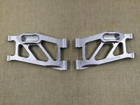 VITAVON CNC alu  Front lower suspension Arm (LR) for Super Rock Rey1/6 Los254057