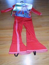 Toddler Size 2T PJ Masks Owlette Halloween Costume Glows in Dark New Disguise