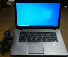 """HP EliteBook 850 G2 15.6"""" Laptop Intel i5-5200U 2.2GHz,4GB RAM,750 HDD"""