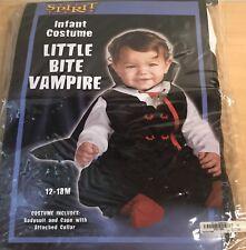 Little Vampire Infant Toddler Halloween Costume