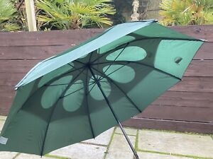 ROLEX GUSTBUSTER GOLF UMBRELLA AUTHENTIC GENUINE RARE ITEM BRAND NEW