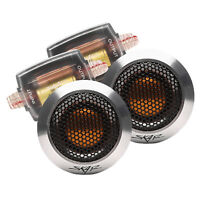 NEW SKAR AUDIO SPX-T 1-INCH 320 WATT MAX POWER NEODYMIUM DOME TWEETERS - PAIR
