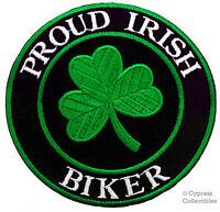"""/""""FREE IRISH BIKER/"""" Patch /""""TAL-32/"""" Irish Republican Biker Patch Ireland"""