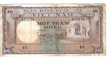 VIETNAM SOUTH, 100  DONG, P#18a, ND(1966)