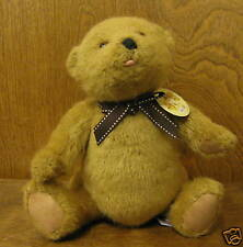 """Gund Plush #58683 BEAR, jointed 11"""" plush, mint/tags NEW from our Retail Store"""