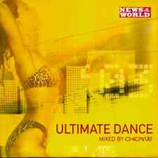 ULTIMATE DANCE MIXED BY CHICANE: PROMO CD: (2003) DANNII MINOGUE, ARTFUL DODGER