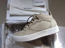 Balenciaga stitching cortos beige nobuck cuero talla 38 NP 529 € nuevo