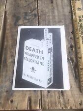 купить сигареты death