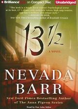 13 1/2....Nevada Barr...8 cd's unabridged audio