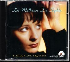 Les Malheurs De Sophie - L;amour Aux Trousses Import Sealed Audio CD Brand New