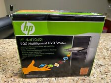 HP DVD 1040i Internal 20X Multiformat DVD Writer DVD RW DL Lightscribe New
