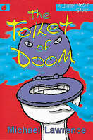 """""""VERY GOOD"""" The Toilet Of Doom: A Jiggy McCue Story, Lawrence, Michael, Book"""
