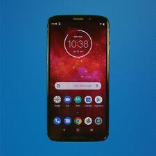 Good - Motorola Moto Z3 Play XT1929 64GB - Deep Indigo (U.S. Cellular) Free Ship