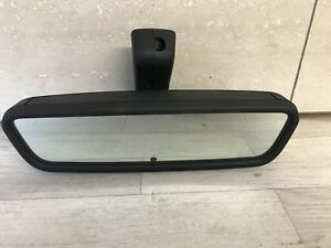 RANGE ROVER P38 2.5 4.0 4.6 AUTOMATIC REAR VIEW MIRROR 98-02 TRIM