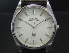 VINTAGE Grand Seiko GS Twin Quarzo Alta Precisione 1978 MEN'S WATCH 9940 RARA