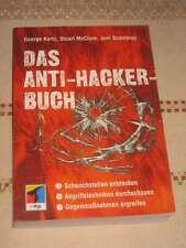 Das Anti-Hacker-Buch. Von Kurtz/McClure/Scambray (mitp Bonn, 2000, Broschur)