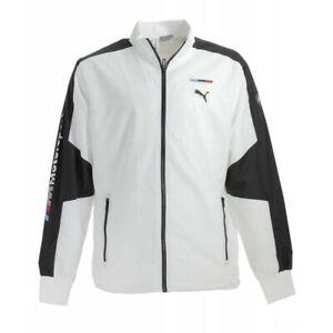 PUMA BMW Motorsport WOVEN Veste survêtement homme Track Jacket 596577-02