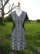Gently Tailored PER UNA SPEZIALE Italian Fabric Lined Dress Size 6 BNWT RRP £99
