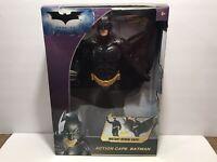 Mattel DC Batman The Dark Knight 14 inch Action Cape Batman action figure NIB