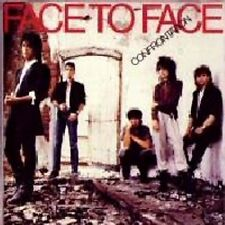 FACE TO FACE-Confrontation + 2        CD Re-Release