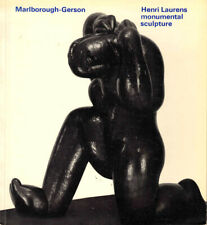 Henri Laurens Monumental Sculpture / 1966