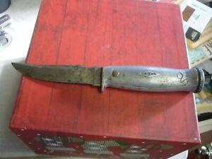 "1926 Vintage 8"" Kabar Aluminum Hunting Knife"