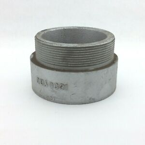 """Crouse-Hinds GUA0631 3"""" Threaded Extension"""