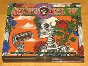 GRATEFUL DEAD DAVE'S PICKS VOL 18 7/17/76 SF NEW SEALED W/ BONUS DISC #RD HDCD