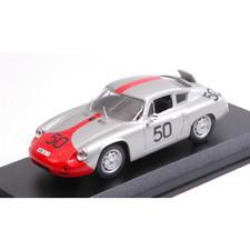 PORSCHE ABARTH N.50 TARGA FLORIO 1962 1:43 Best Model Auto Competizione