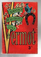 ALMANACH VERMOT 1963.  - Bel état, complet