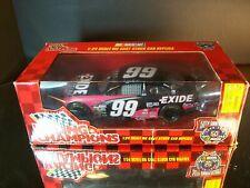 Jeff Burton #99 Exide Batteries 1998 Ford Taurus 1:24 Racing Champions