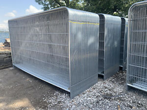 New ~ Temporary Site Security Heras Fencing Panels