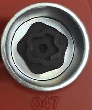 BMW NEU Verriegelung Radmutter Schlüssel Nummer 047