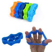 Hot Hand Exerciser Finger Stretcher Grip Strength Wrist Exercise Rehabilitation