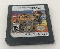 LEGO Indiana Jones 2: The Adventure Continues (Nintendo DS) Cart Only, Tested