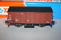 Roco 47270 2-Achser gedeckter Güterwagen Gklm DB Spur H0 OVP