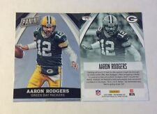 2015 Panini National AARON RODGERS Packers #26 VIP Party Gold Packs