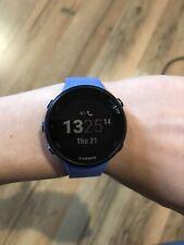 Garmin Forerunner 45S 39mm Gps Heart Rate Monitor Running Smartwatch, Iris