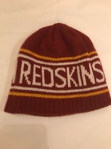 Washington Redskins Knitted Unisex Hat Cap Red Forty Seven 47 Cousins Smith