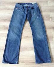 DIESEL LEVAN DISTRESSED JEANS SIZE 32 X 32 WASH 0070Y GC