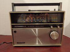 Realistic Patrolman 6 Band Portable Radio Vintage Aircarft Control VHF UHF