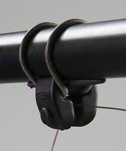 Delkim Smart Clip - Multipurpose Line Clip / Hanger Accessories / Fishing