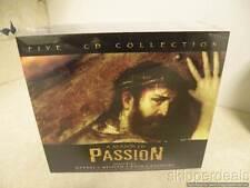 SEASON OF PASSION HANDEL BACH VERDI PAVAROTTI CLASSICAL COMPOSER 5 CD BRAND NEW