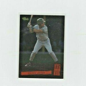 1994 Classic Derek Jeter #C17 New York Yankees Cream of the Crop