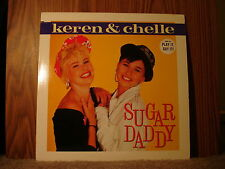 "Atlantic DMD-1386 Karen & Chelle - Sugar Daddy 1989 12"" 33 RPM"