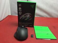Razer Basilisk Ultimate Wireless Optical Gaming Mouse - Black - USED