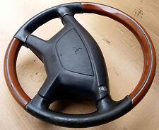 Mitsubishi Pajero (Nardi Torino) wooden steering wheel Oem Jdm Used