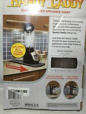 Handy Caddy Sliding Kitchen Under Cabinet Appliance Moving